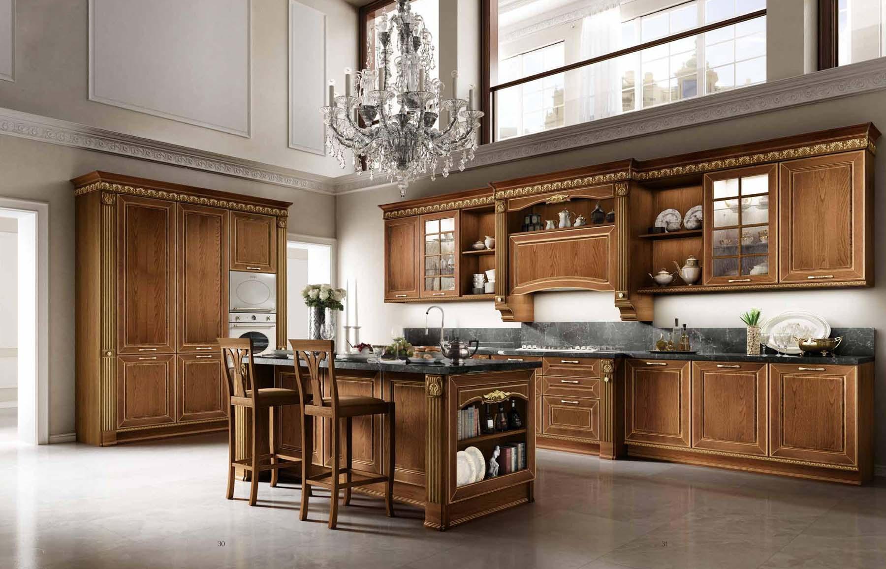 Итальянская фабрика кухонь ar-tre